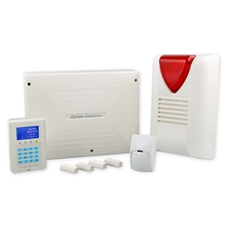 Wired Burglar Alarm BS-46