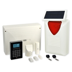 Wireless Burglar Alarm BS