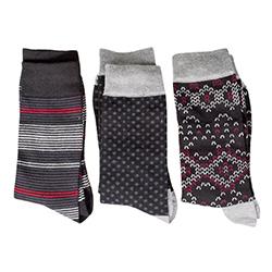 Men's Rover 3Pack Socks
