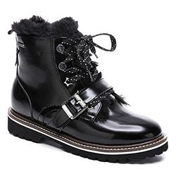 Girl's Leia Buckle Boots