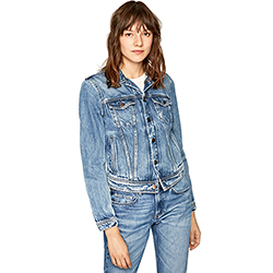 Women's Core Denim Jacket