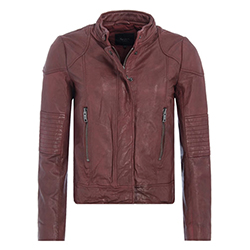 Women's Tina Leather Jack