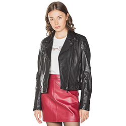 Women's Alba Leather Jack