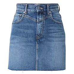Rachel Denim Skirt