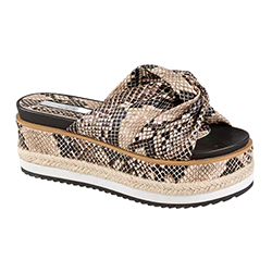 Women's Wick Snake Shoes
