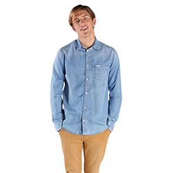 Men's Portland Denim Shir