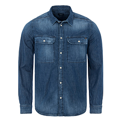 Men's Walter Denim Shirt