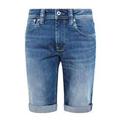 Men's Cash Denim Shorts