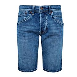 Men's Track Denim Shorts