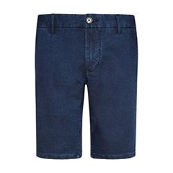 Men's James Indigo Shorts