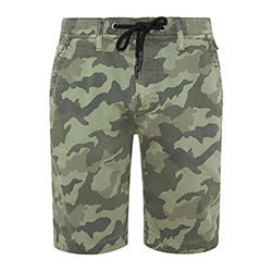 Men's Owen Camo Shorts