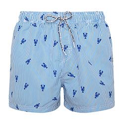 Men's Stripes Swim Shorts