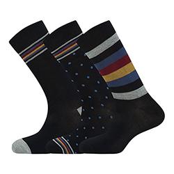 Men's Fabio 3Pack Socks