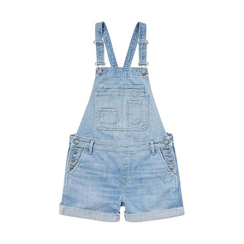 Abby Denim Jumpsuit