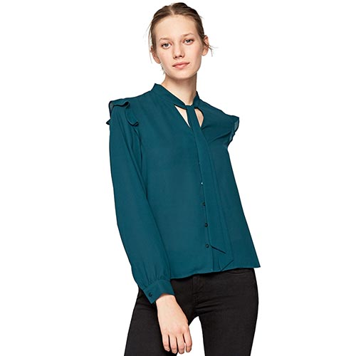 Finn Women's Blouse