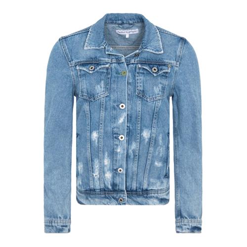 Thrift Denim Jacket W
