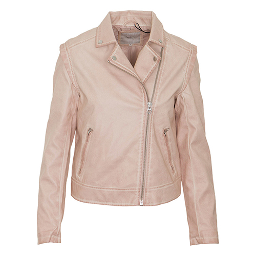 Women's Pina Leather Jack
