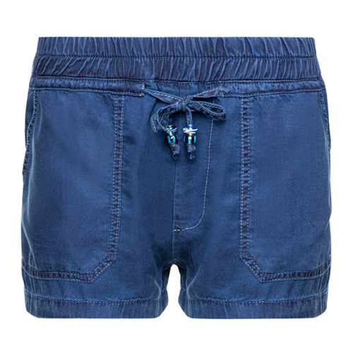 Sadoe Blue Women's Shorts