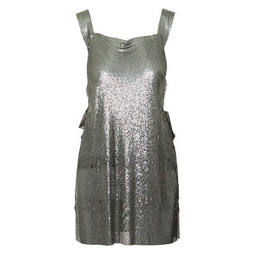 Dua Lipa Core Megan Dress