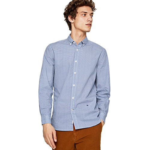 David Men's Longsleeve Sh