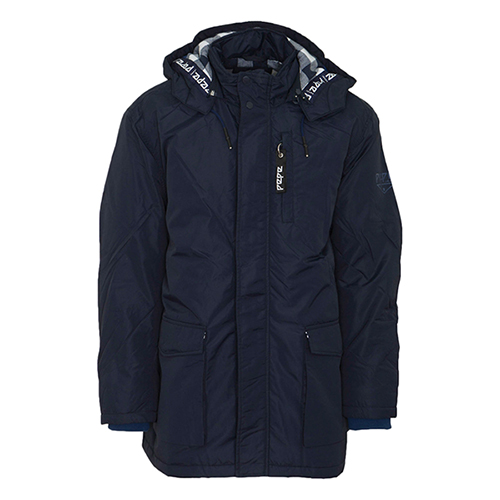 Teddy Men's Parka