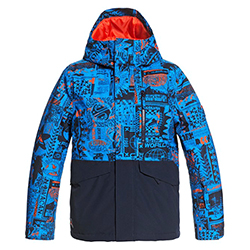 Boy's Mission Block Jacke