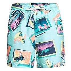 "Vacancy 16"" - Swim Shorts"
