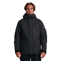 Men's Snow Mission Solid