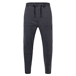 Men's Match Denim Joggers