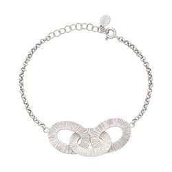 Silver Bracelet - Liaison