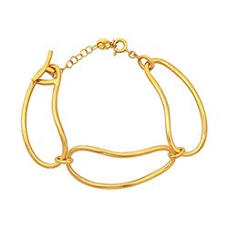 Yellow Gold Bracelet - Ir