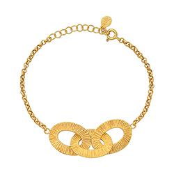 Yellow Gold Bracelet - Li
