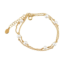 Yellow Gold Bracelet with