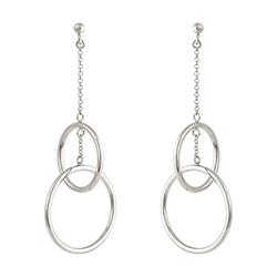 Silver Earrings - Melody