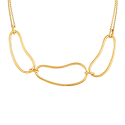 Yellow Gold Necklace - Ir