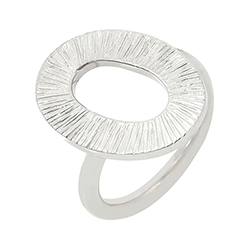 Silver Ring - Liaison Col