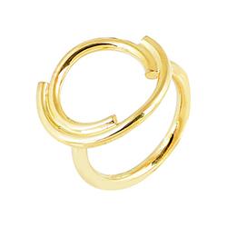 Yellow Gold Ring - Jazz C