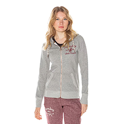 Women's Rylee Zipped Hood