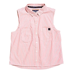 Makayla Stripe Shirt