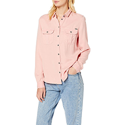 Xenia Acid Wash Shirt