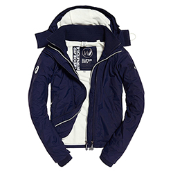 Women's Arctic Hooded Win