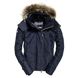 Women's Hooded Fur Winter