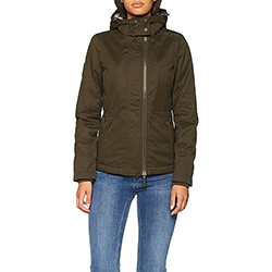 Women's Boxy Wind Parka J