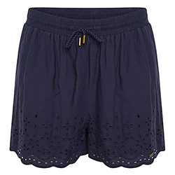Annabelle Emb Shorts