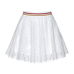 Teagan Schiffli Skirt