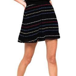 Sara Smocking Skirt