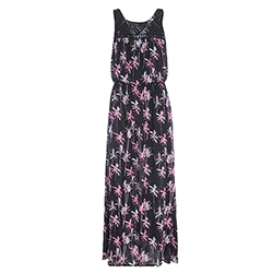 Morgan Knot Maxi Dress