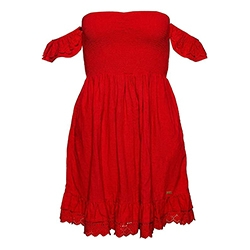 Adrianna Smocked Dress