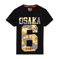 Osaka Monochrome Lite Tee