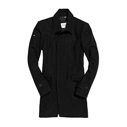 Edit Wool Car Coat
